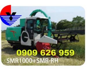 Máy TH Cỏ Liên Hợp SMR+SMR+RH